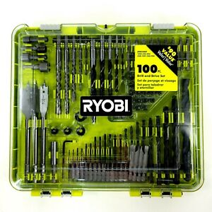 RYOBI 100-Piece Drill and Drive Set (A981007)