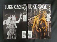 Luke Cage Noir #3 (2009) Regular & Variant Covers NM T047