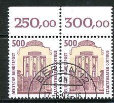 Bundespost 1679 gestempeld paar