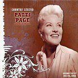 PAGE Patti - Country legend - CD Album