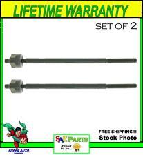 *NEW* SET Heavy Duty EV80632 Steering Tie Rod End Front Inner