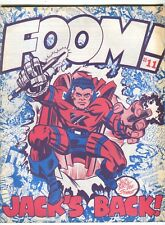 FOOM Magazine 11 Marvel 1975 FN Jack Kirby John Byrne 1st Starlord Preview