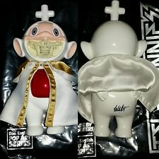 Ron English Telegrinnies Pope (Signed) Made By Monsters JPS LTD 200