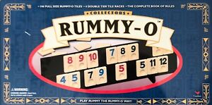 Rummy-O Collectors Edition Tiles Individual Replacement Game Pieces 1999 UPick