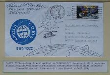 s1519) Raumfahrt ASTP 17.7.75 GSFC/NOCC Greenbelt cover signed by Robert Mc Call