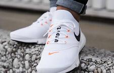 Nike Presto Fly White Athletic Shoes