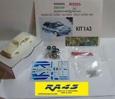 1/43 Mazda 323 Turbo Rally Svezia 1987 Salonen Kit