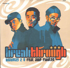 BREAKTHROUGH - Highway 2 U, Feat. Amp Fiddler  (Dj Simbad Rmxs) - Pantone