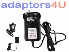 UK 12V 2A Adaptateur CA secteur power supply for Western Digital WD TV Live Plus
