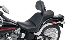 Saddlemen King Seat with Driver Backrest