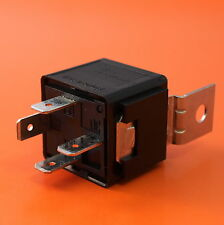 Premium Quality Automotive Relay 12V 40Amp 4Pin N/O With Bracket - By TYCO/TE