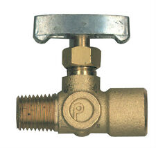 "1/4"" Brass Control Valve Shut Off Valve For Beer Distilling Homebrew"