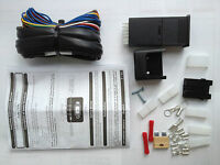 AEB 725 Dash Switch & Gauge Kit for Automotive LPG Conversions 0-90ohm