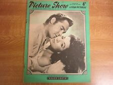 March 1958, PICTURE SHOW, Richard Todd, Alan Ladd, Dianne Foster, Juliette Greco