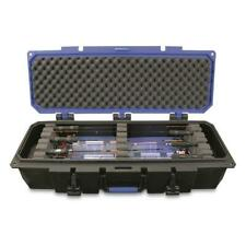 """Otter Pro-Tech 40 Deep Ice Fishing Rod Case, Holds 6-8 rod/reel combos up to 38"""""""