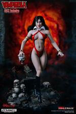 PHICEN SHCC Exclusive Seamless Female Body Sexy Vampirella w/ 2 Heads 1/6 FIGURE