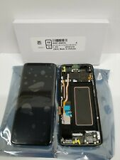 SAMSUNG Galaxy S8 Black LCD Touch Screen Digitizer + Frame G950 NEW OEM