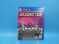 jeu video neuf sony ps4 neuf USA limited run #8 xeodrifter