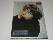 Film 14/1962 polish magazine Shirley MacLaine, Katherine Hepburn Humphrey Bogart