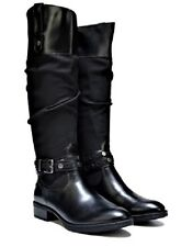 Circus by Sam Edelman Paxton knee high boots motorcycle boots black sz 6 Md NEW