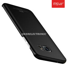 Black Shockproof Ultra Thin Hard Back Skin Case Cover For Samsung Galaxy S7 S002