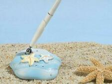 Beach Theme Wedding Pen Set with Starfish Blue Guest Signature Pen Set