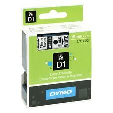 DYMO S0720830 (45803) nastro laminato nero su bianco 19mm per LabelPoint 300