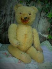 OLD GERMAN 'LAUGHING' OPEN MOUTH BEAR, VINTAGE c.1950's