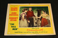 1955 The Tall Men Lobby Card 55-373 #5 Clark Gable (C-3/C-4)