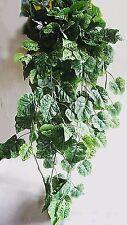 künstliches Weinlaub grün 80cm- künstlicher Busch künstliche Ranke Kunstpflanzen