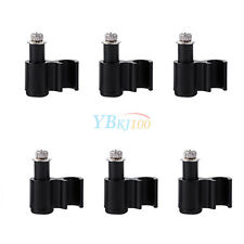 6PCS Bike Cable Guide MTB Brake Line Holder Clips Hose Wire Fixing Clamps SP
