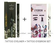 MAKEUP DEPOT TATTOO EYEBROW Pen + TATTOO EYELINER SET