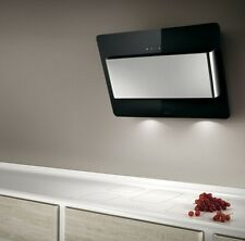 Elica BELT Wall Mounted Hood Black 80 cm