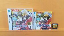 ds YU-GI-OH GX Spirit Caller Lite DSi 3DS Nintendo PAL UK REGION FREE