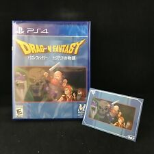 Dragon Fantasy with Collectible Card (397) (PS4 / Playstation 4) Brand New