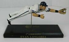 TAMPA BAY TB RAYS EVAN LONGORIA #3 SGA MLB BASEBALL 1ST GOLD GLOVE ACTION FIGURE