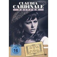 DVD Claudia Cardinale Die Hölle am Ende der Welt + Die Freundin war immer dabei