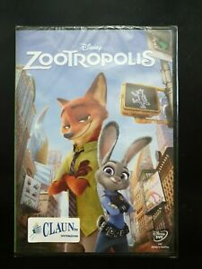 Zootropolis - W.Disney DVD Nuovo Sigillato