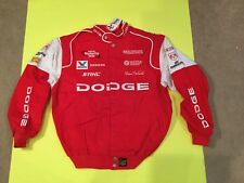 NASCAR Bill Elliott Dodge Racing WINSTON CUP  UNIFORM JACKET Large new w/ tags