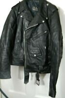 *** REDUCED*** Ducati Stealth C2 Jacket Black Leather 981031852 EU52
