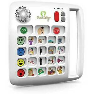 AbleNet Quick Talker 23 Communicator Generation Device