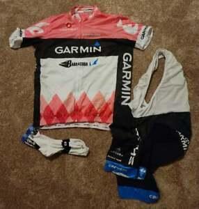 CASTELLI GARMIN Barracuda Giro d' Italia - complete cycling kit SIZE (XL)