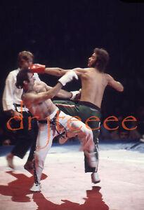 1974 - 1st Ever KICKBOXING CHAMPIONSHIPS - 35mm Boxing Slide