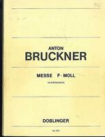 """""""Messe in F-Moll"""" von ANTON BRUCKNER"""
