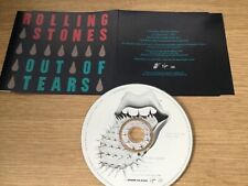 Cd single- deleted Rolling Stones - Out Of Tears