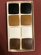 Vintage 1992-93 8 Piece Set Kohler Alterna K-6924 Accent Inserts