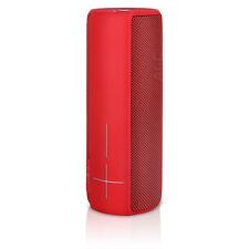 UE MegaBoom Portable Wireless Bluetooth Speaker System Lava Red Logitech