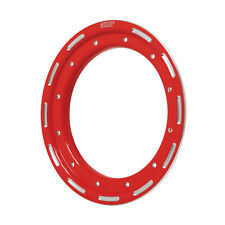 "DWT Alumilte Rok'N Lock G2 Yellow Label Replacement Beadlock Ring 8 Inch 8"" Red"
