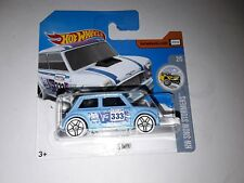 Neuf ! Hot wheels  MATTEL DVC05 Morris Mini HW Snow Stormers 2017