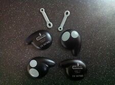 Cobra 7777 Car Alarm New Style Replacement Remote Fob Key Case shell kit x2